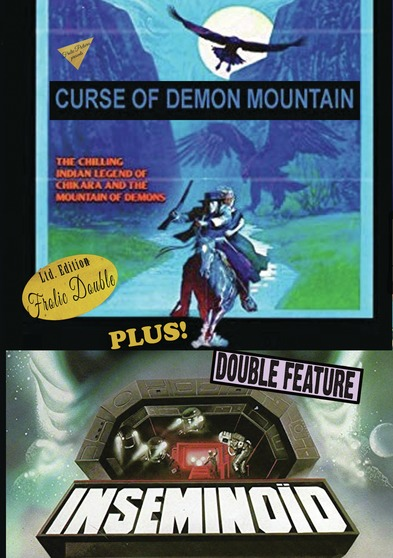 Curse of Demon Mountain / Dr. Tarr's Torture Dungeon