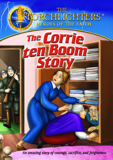 Torchhlighters: Corrie ten Boom Story