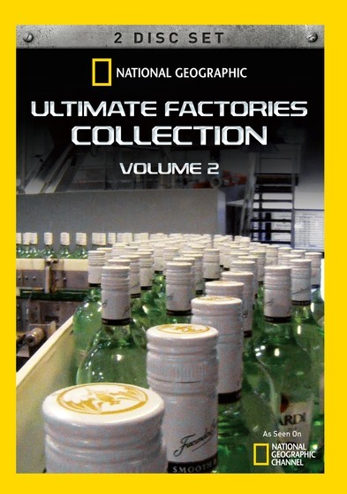 Ultimate Factories Collection Volume 2 - (2 Discs)