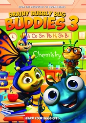 Brainy Bubbly Bug Buddies 3