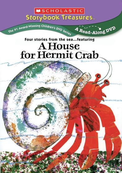 A House for Hermit Crab…and more stories from the sea