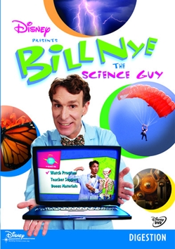 Bill Nye the Science Guy®: DIGESTION