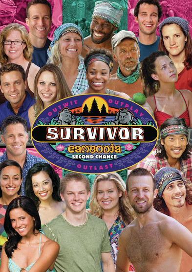 Survivor: Cambodia  Second Chance (Season 31)