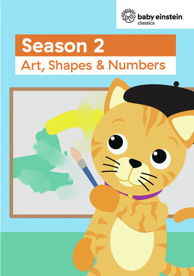 Baby Einstein Classics: Season 2, Art, Shapes, Numbers