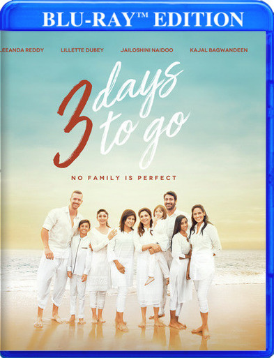 3 Days To Go [Blu-Ray]