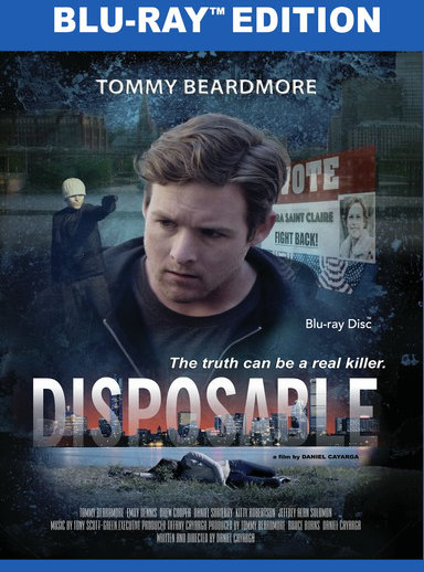 Disposable [Blu-ray]