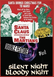 Santa Claus Conquers the Martians / Silent Night, Bloody Night