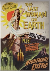 The Last Woman on Earth / Nightmare Castle