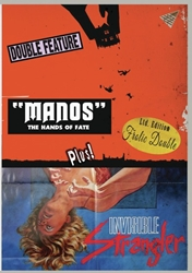 Manos: The Hands of Fate / Invisible Strangler
