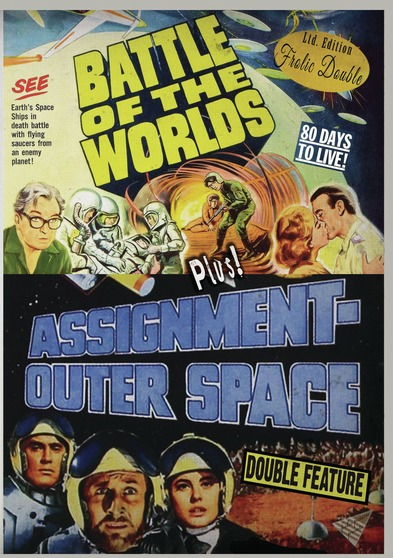 Battle of the Worlds / Assignment Outerspace