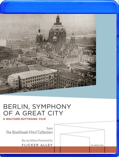 BERLIN SYMPHONY OF A GREAT CITY