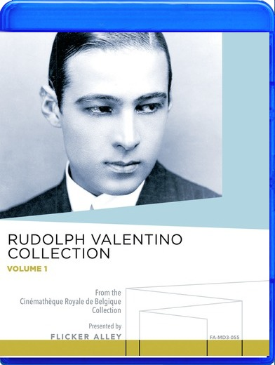VALENTINO COLLECTION - VOLUME 1 [Blu-ray]