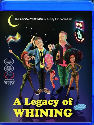 A Legacy of Whining [Blu-ray]