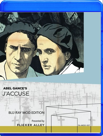 J'Accuse [Blu-ray]