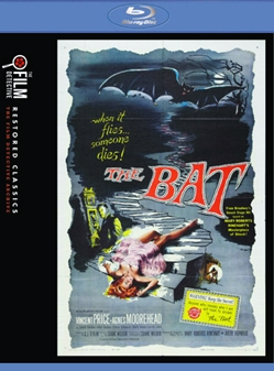The Bat (The Film Detective Restored Version) (BD)