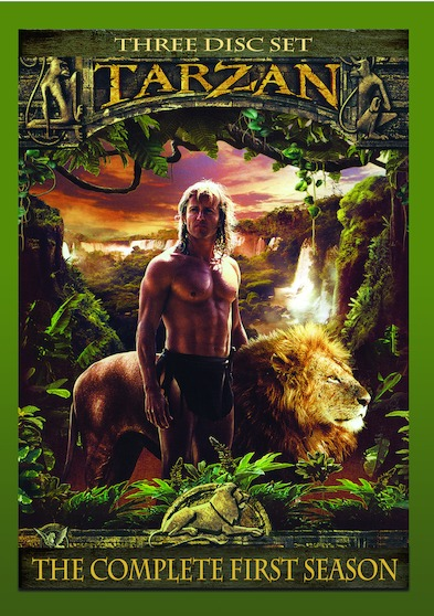 Tarzan: The Complete First Season