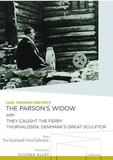 The Parson's Widow