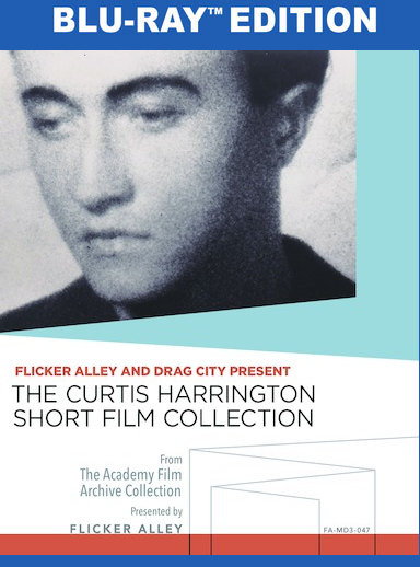 The Curtis Harrington Short Film Collection [Blu-ray]