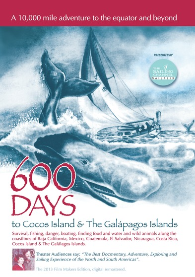 600 Days to Cocos Island & 600 Days to Cocos & the Galapagos Islands