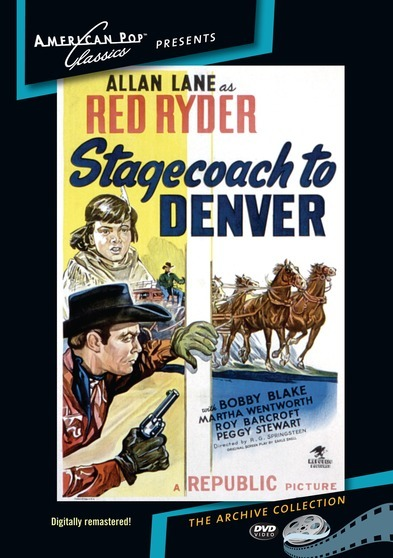 Stagecoach to Denver
