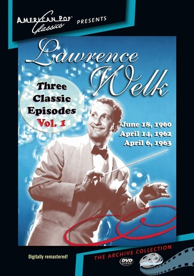 3 Classic Episodes of the Lawrence Welk Show