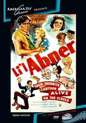 Buster Keaton: Lil Abner