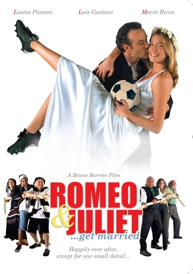 Romeo and Juliet Get Married