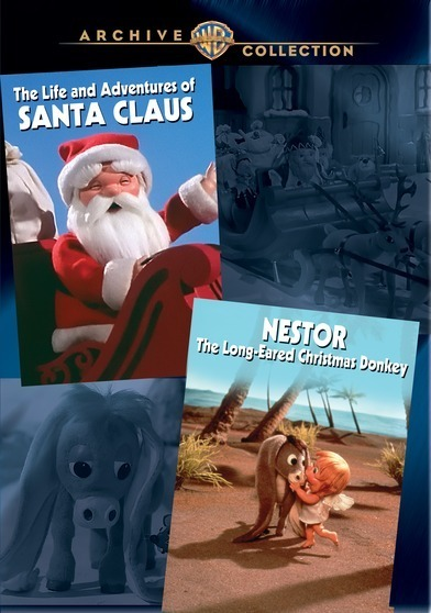 Life & Adventures Santa Claus/Nestor the Xmas Donkey
