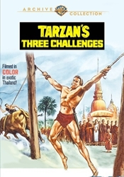 Tarzans Three Challenges