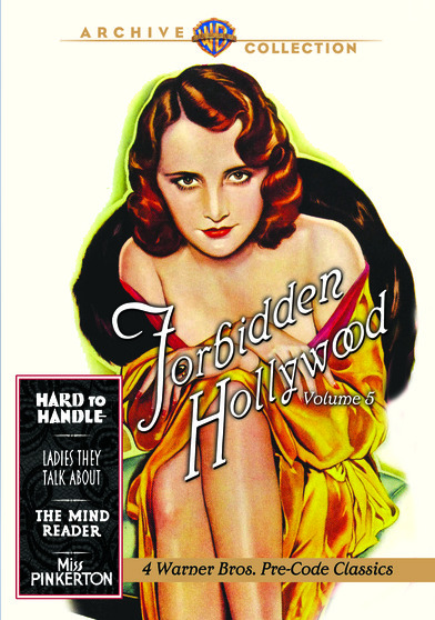Forbidden Hollywood Collection Volume 5