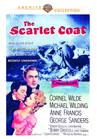Scarlet Coat, The