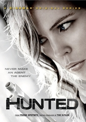 Hunted: The Complete First Season (DVD9)