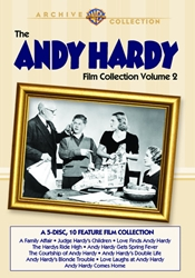 Andy Hardy Film Collection, The: Volume 2