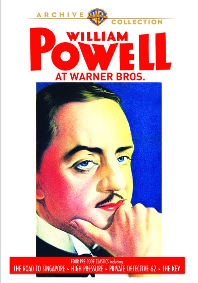William Powell At Warner Bros