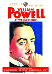 William Powell at Warner Bros.