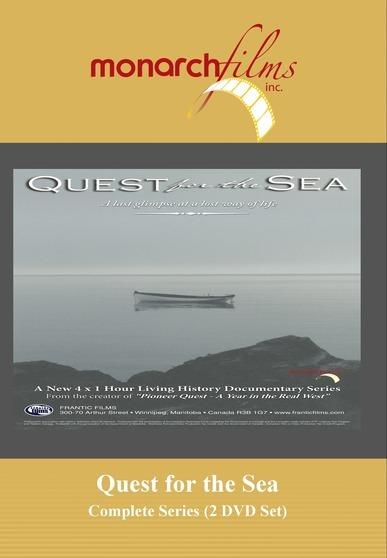 Quest for the Sea Complete Series (2 Disc Set)