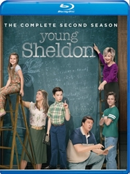 Young Sheldon: The Complete Second Season (BD) (MOD)