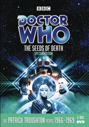 Doctor Who: The Seeds of Death - Special Edition