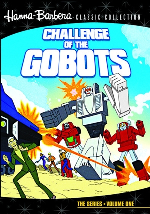 Challenge of the Gobots: The Series Volume 1