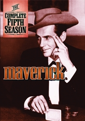 Maverick: The Complete Fifth Season