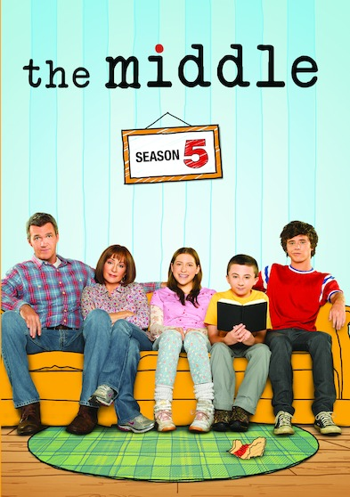 The Middle: The Complete Fifth Season (MOD)