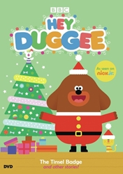 Hey Duggee: The Tinsel Badge and Other Stories