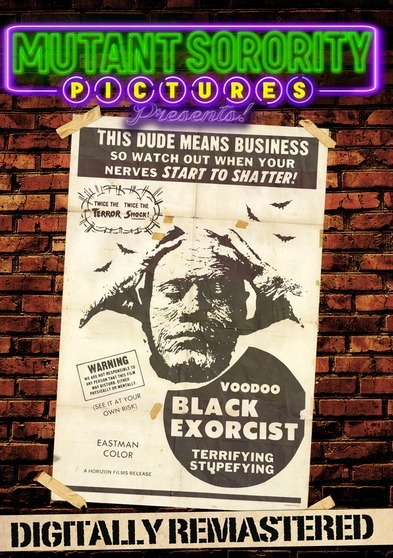 Voodoo Black Exorcist - Digitally Remastered