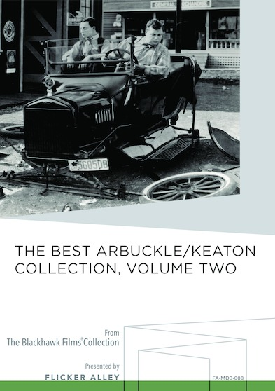 The Best Arbuckle/Keaton Collection, Volume Two