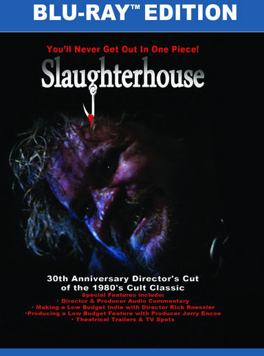 Slaughterhouse: 30th Anniversary Director's Cut [Blu-ray]