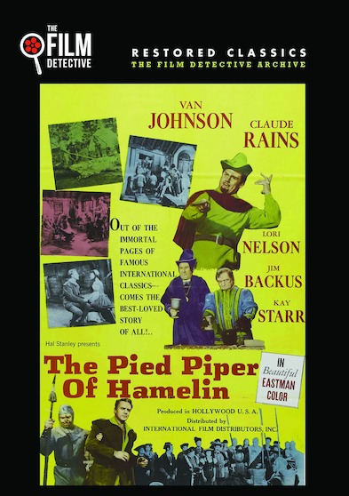 The Pied Piper of Hamelin (The Film Detective Restored Version)