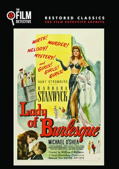 Lady of Burlesque (The Film Detective Restored Version)