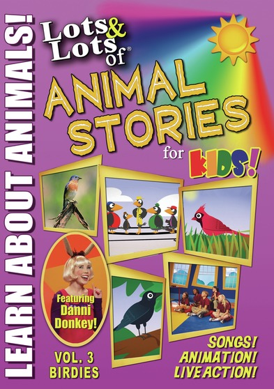 Lots & Lots of Animal Stories Volume 3 - Birds
