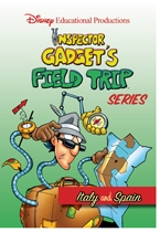 Inspector Gadget's Field Trip Series:  Italy & Spain